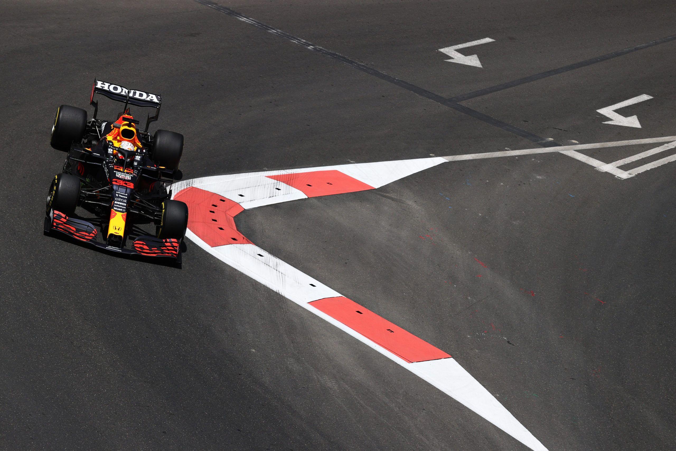 F1, Azerbaijan GP, Max Verstappen
