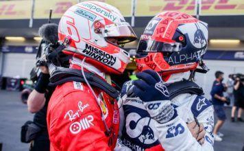 Charles Leclerc, Pierre Gasly, F1, Aston Martin