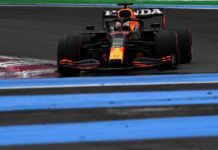 F1, French GP, Max Verstappen
