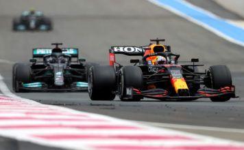 Max Verstappen, Lewis Hamilton, F1