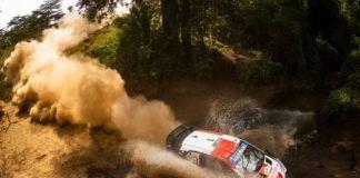 WRC, Safari Rally