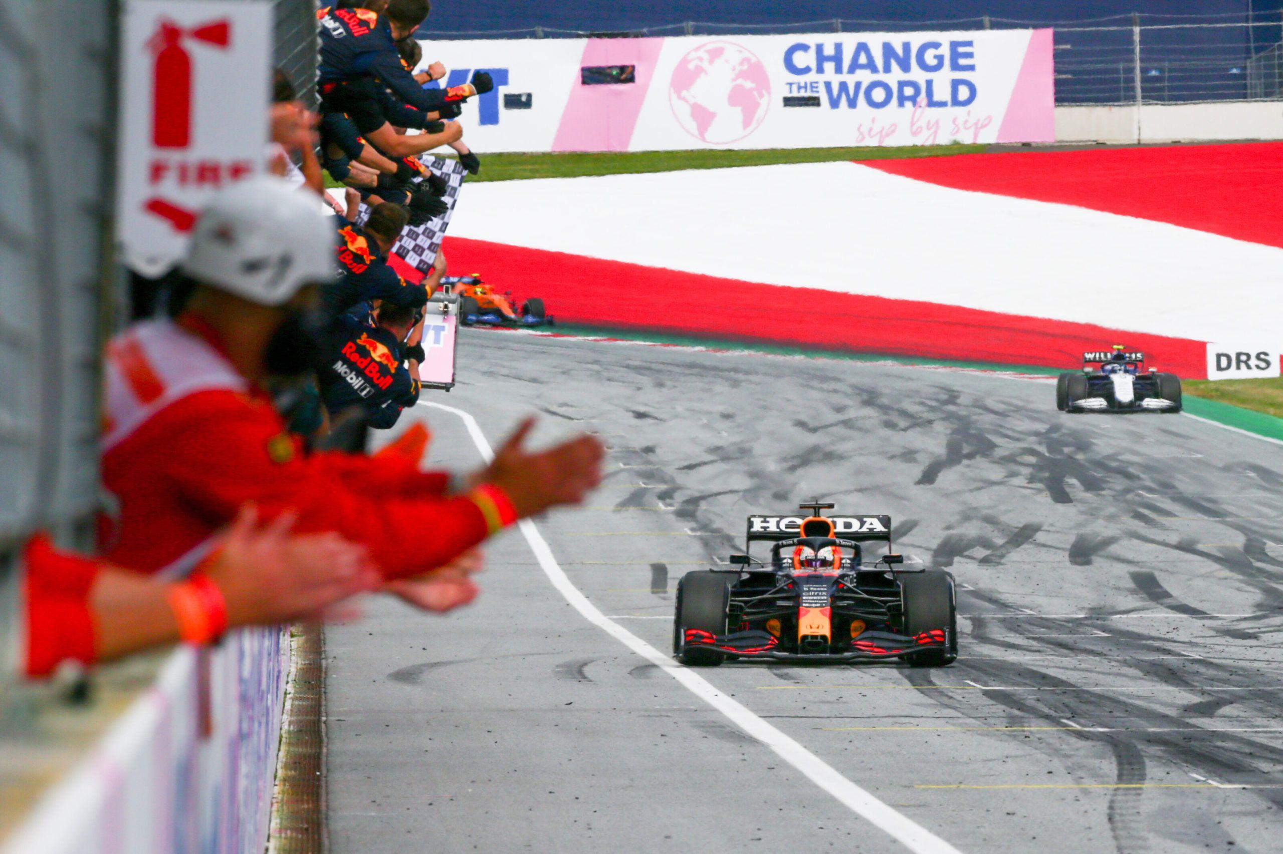 Max Verstappen, F1, FIA