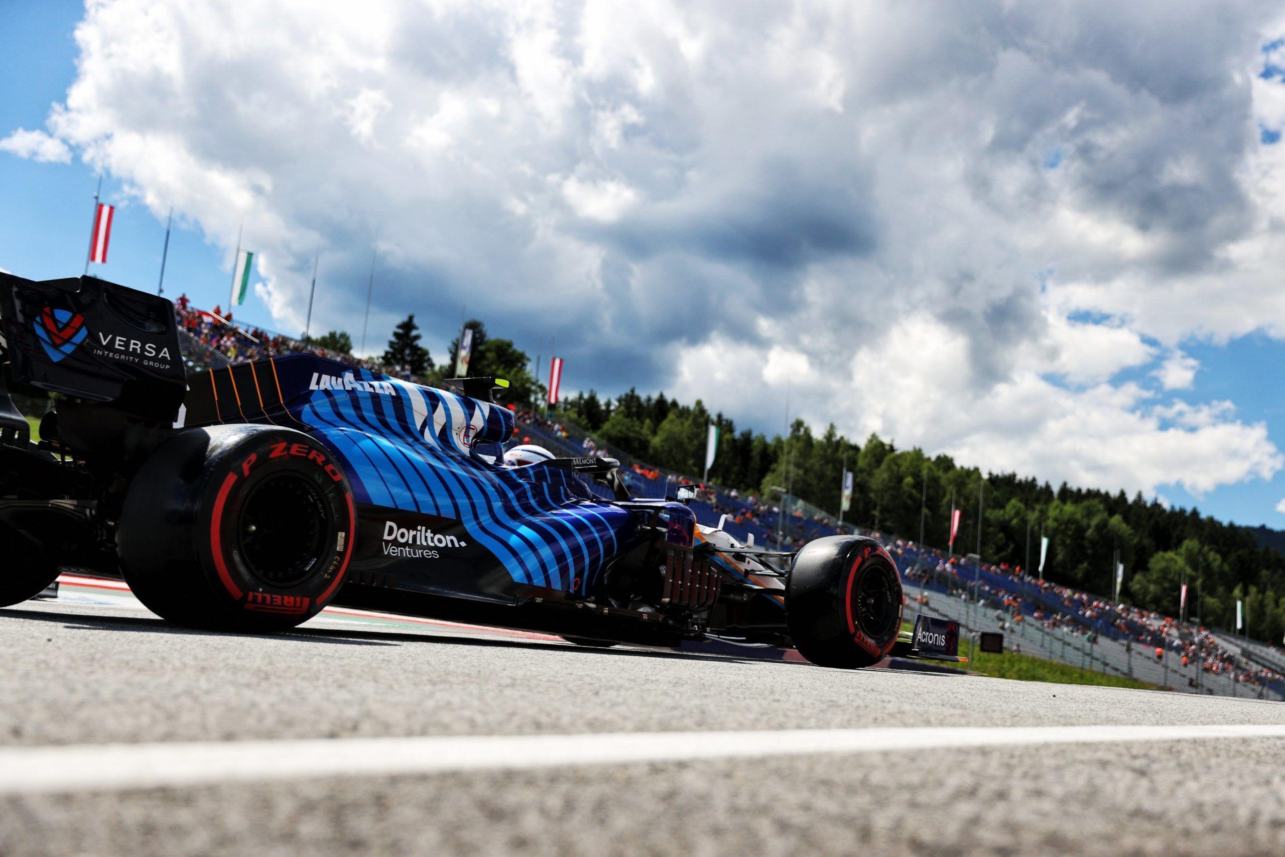 Williams. GP de Estiria.