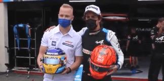Fernando Alonso, Nikita Mazepin, F1, Mick Schumacher