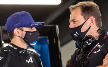 Esteban Ocon, F1, Alpine, Laurent Rossi