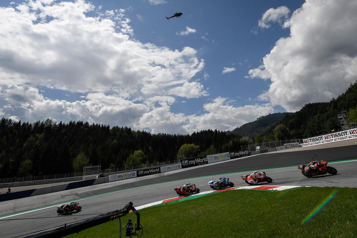 MotoGP, Austria, Aragon