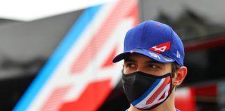 Esteban Ocon, Alpine, Laurent Rossi, F1