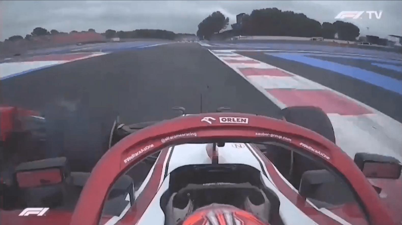 Kimi Raikkonen, Charles Leclerc, F1