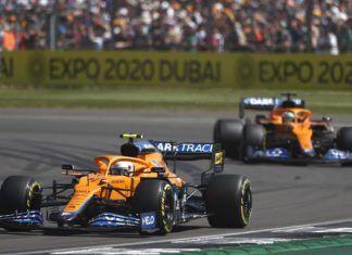 Lando Norris, Andreas Seidl, F1