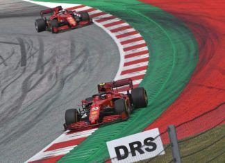 Charles Leclerc, Carlos Sainz, Ferrari, Mattia Binotto