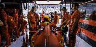Mattia Binotto, F1, Ferrari, Andreas Seidl, McLaren, Michael Masi, FIA