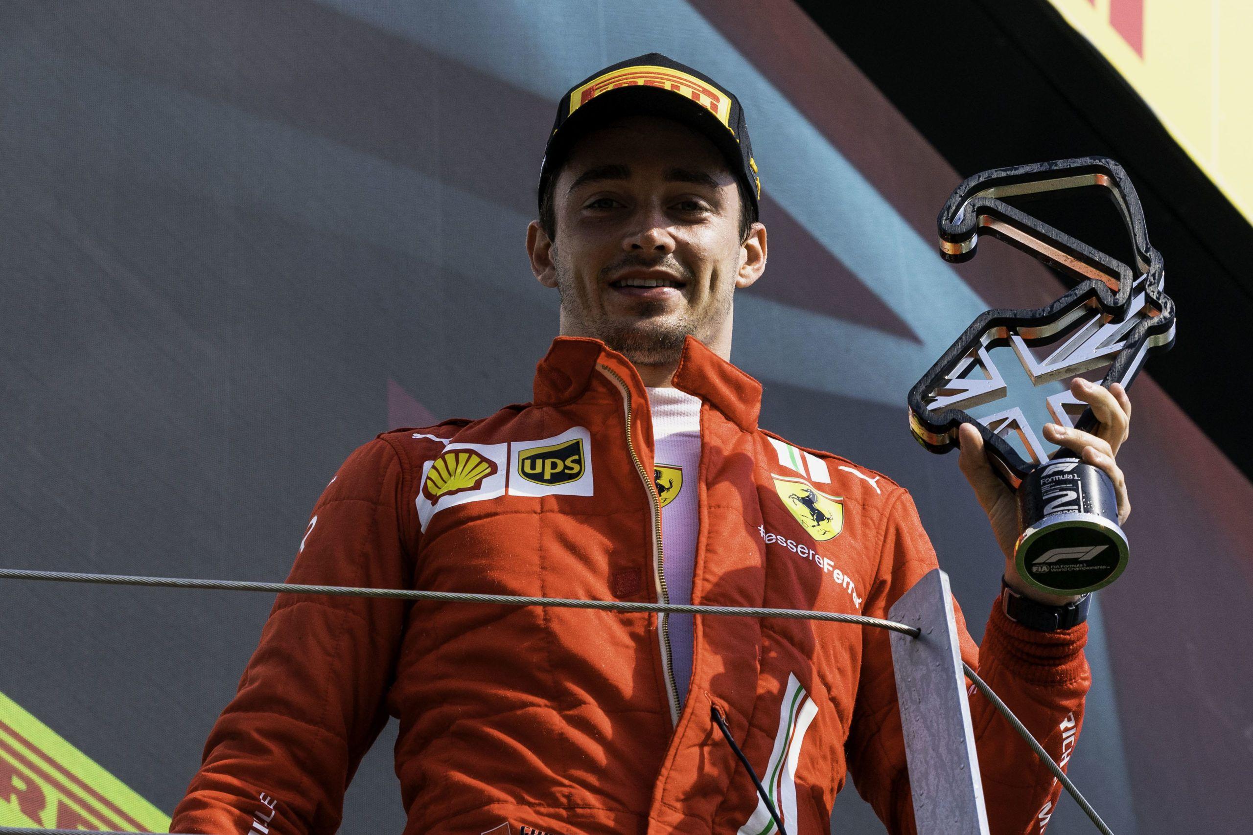 Ferrari, Charles Leclerc