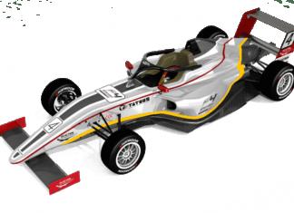 Así es el nuevo TATUUS F4 T-021. / F4Spain