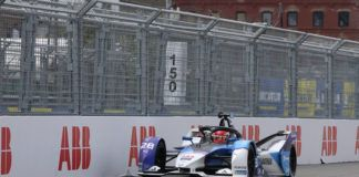 Formula E, New York EPrix, Maximilian Guenther