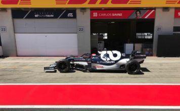 AlphaTauri, F1, Ferrari