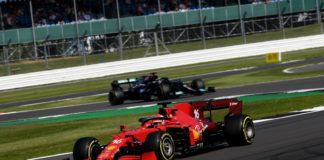Lewis Hamilton, Charles Leclerc, F1