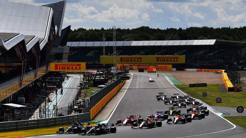Gran Premio de Gran Bretaña 2021
