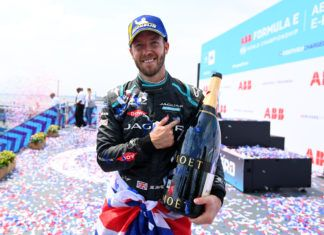 Londres E - Prix. Fórmula E.
