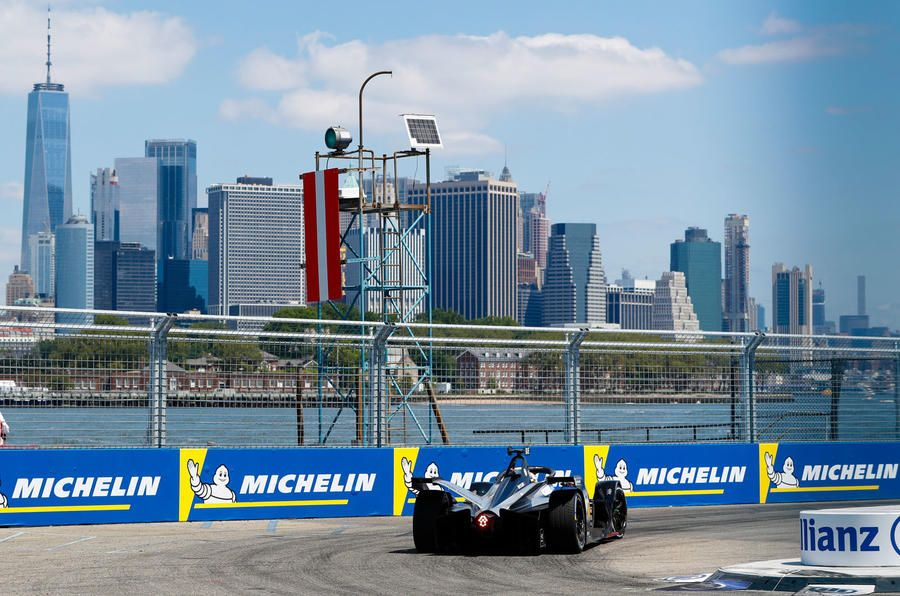 Nueva York E - Prix