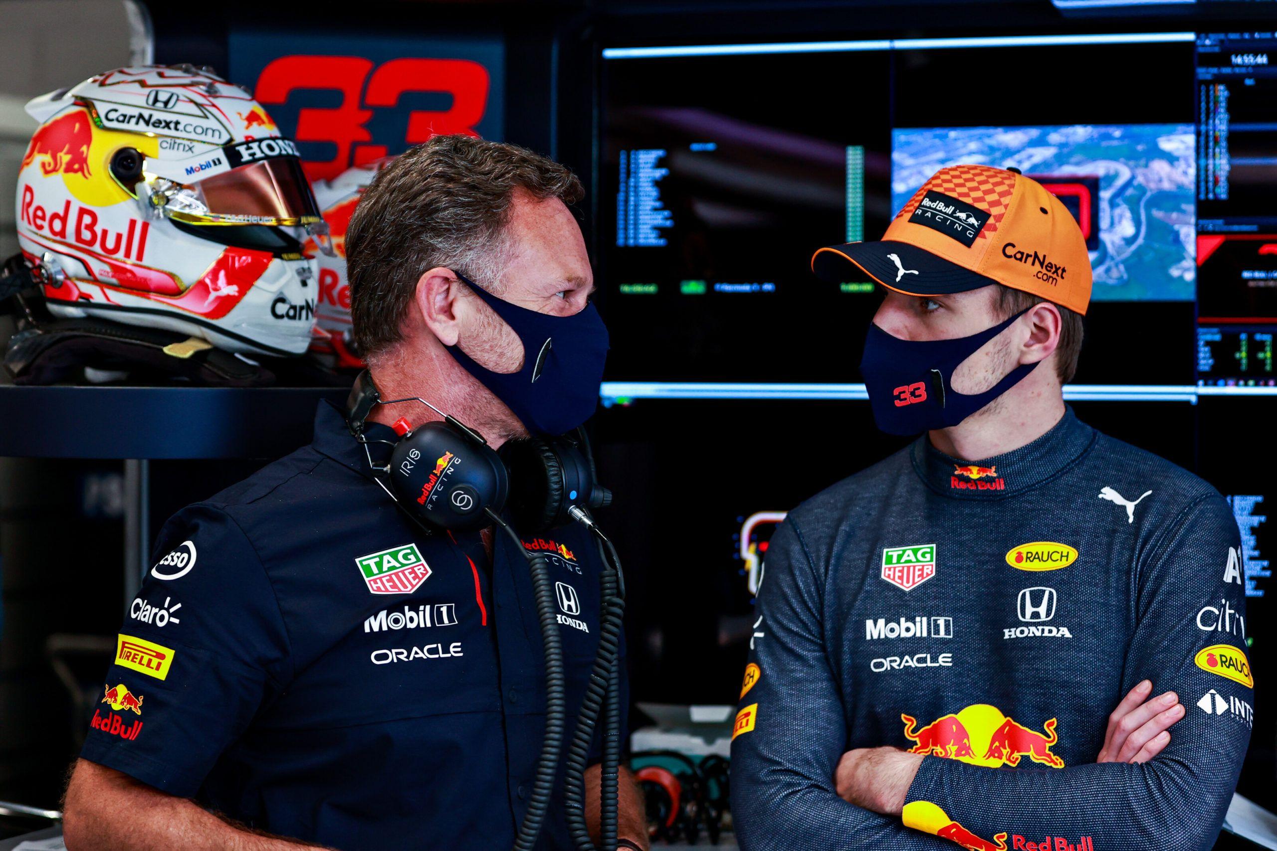Christian Horner, Red Bull, F1, FIA