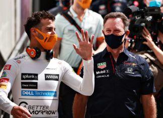 Daniel Ricciardo, Pierre Gasly, Red Bull