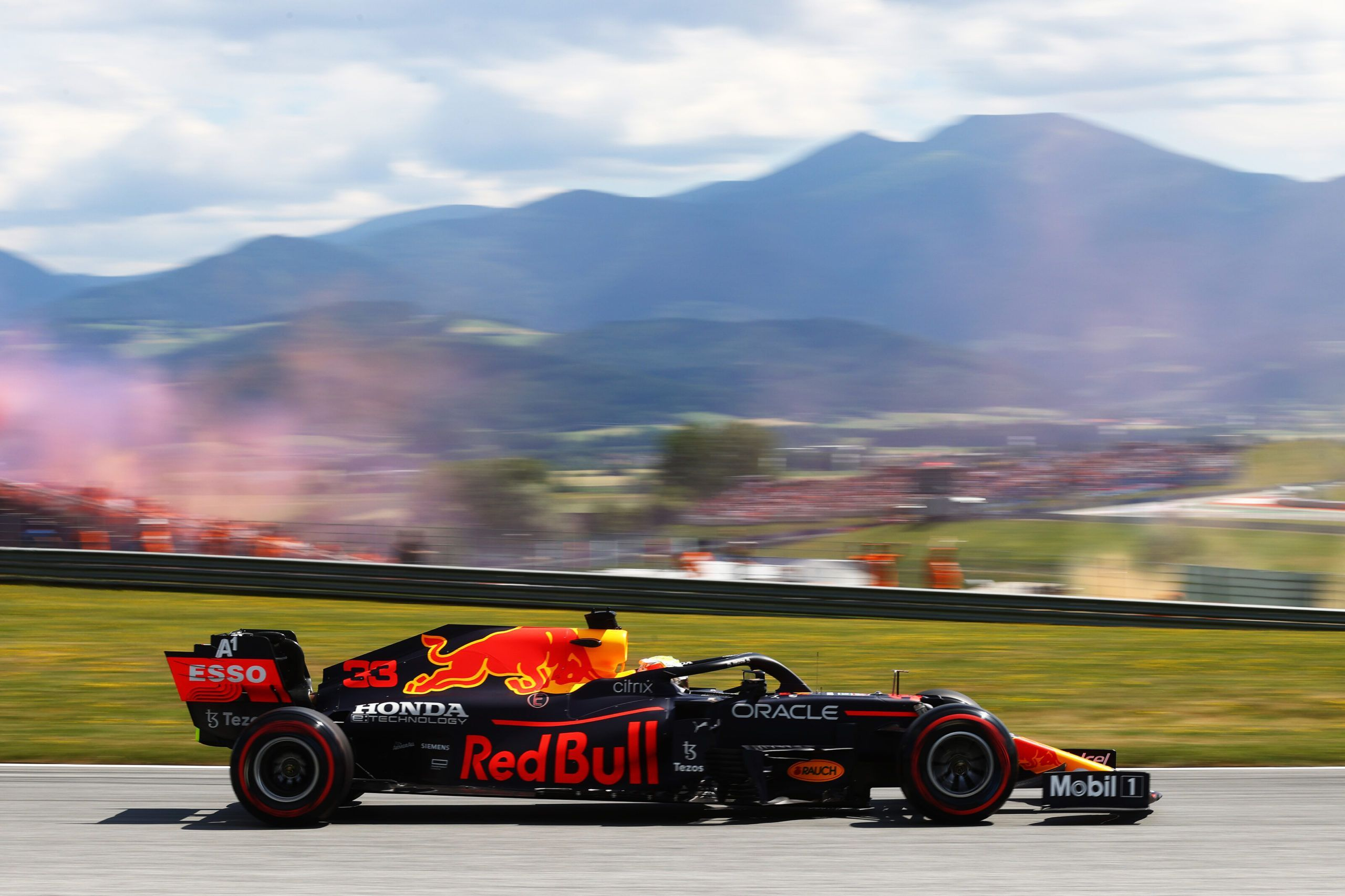 F1, Austrian GP