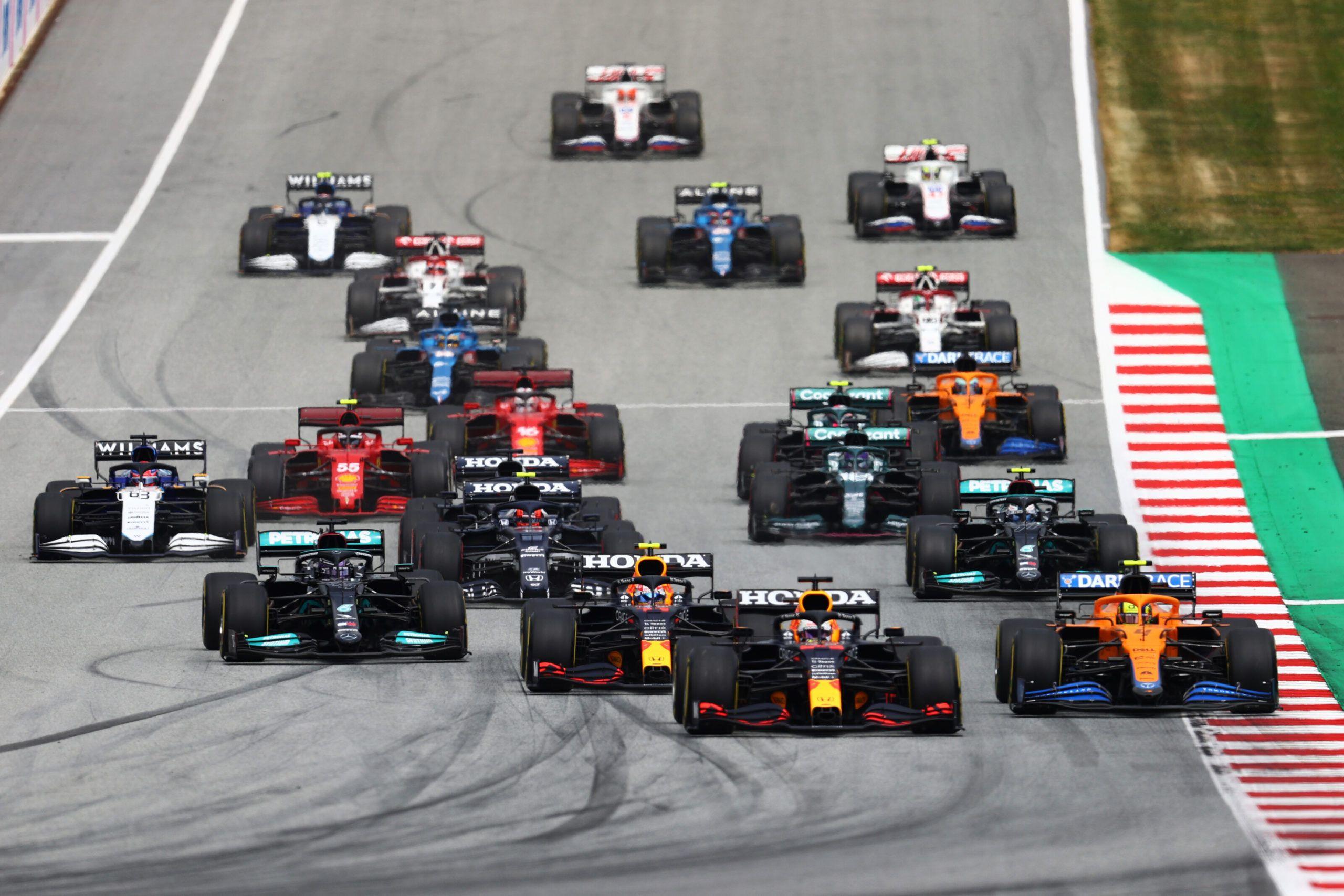 Mercedes, Red Bull, Honda, Toto Wolff, Christian Horner, F1