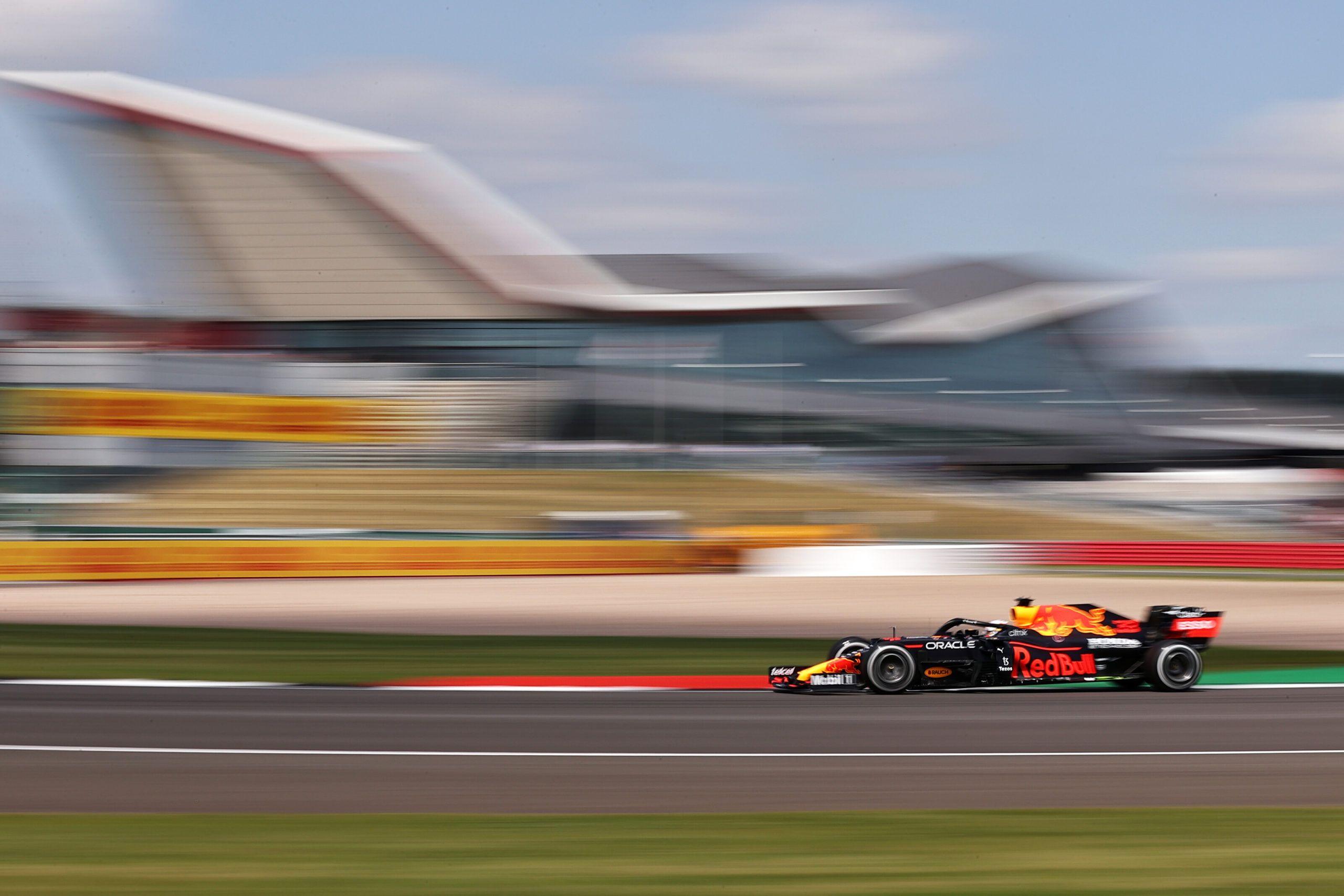F1, British GP