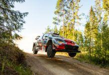 WRC, Rally Estonia