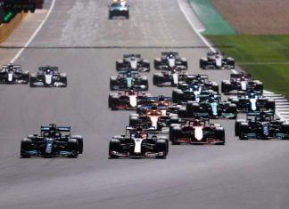 F1, British GP, Lewis Hamilton
