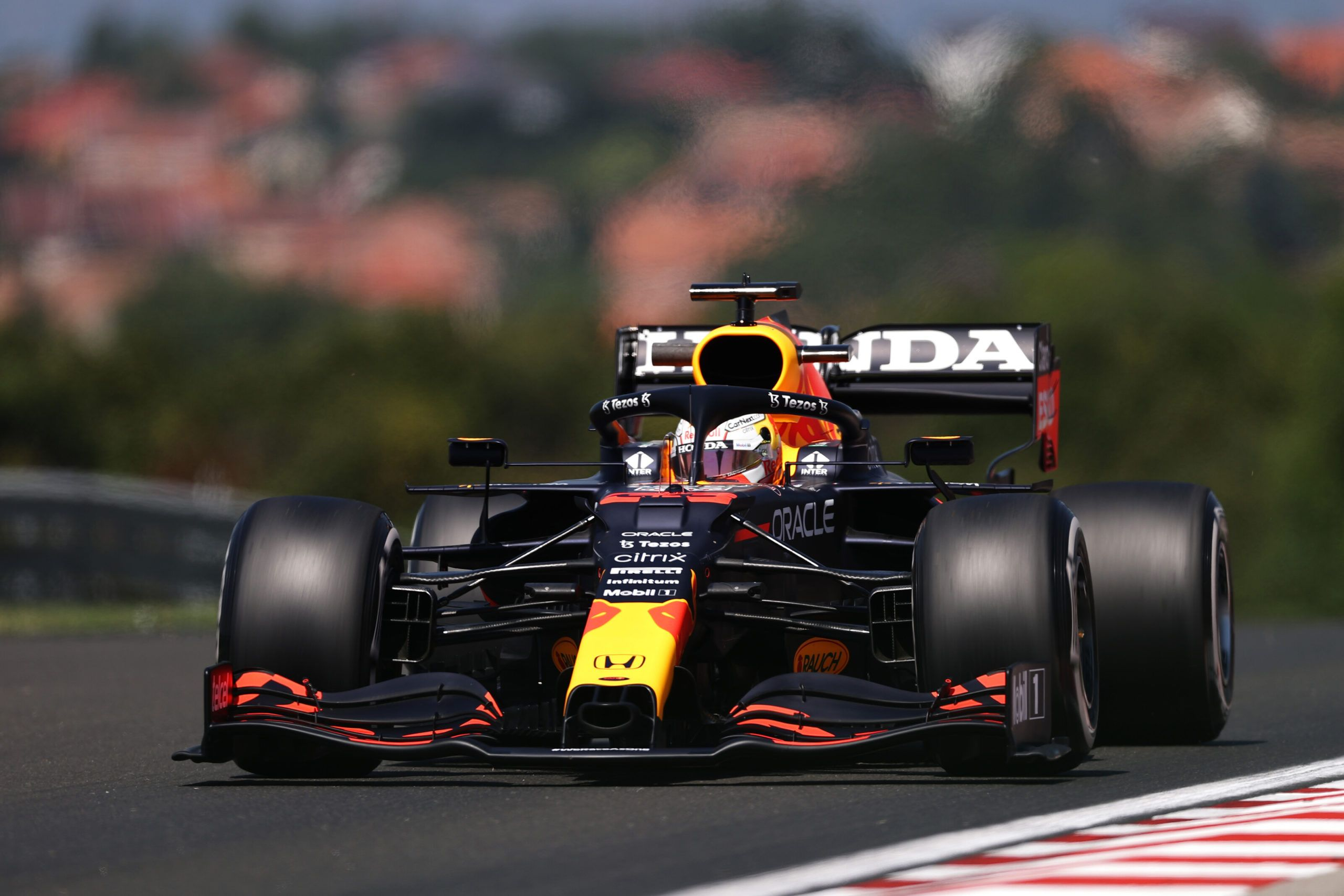 F1, Hungarian GP, Max Verstappen