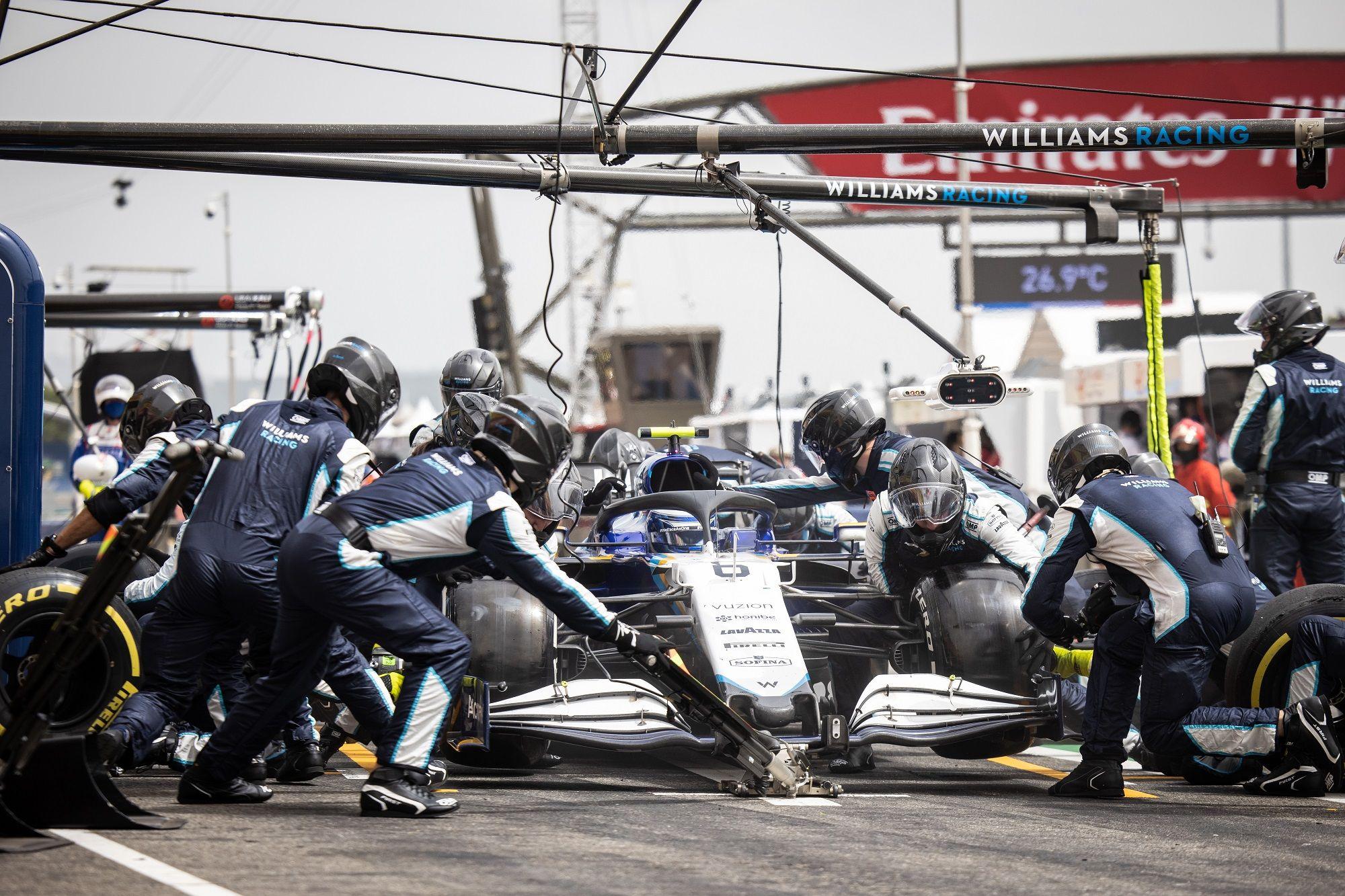 Williams, F1, Alfa Romeo, Dave Robson