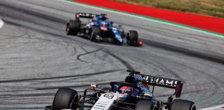 George Russell, Fernando Alonso