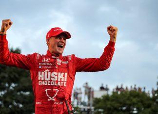 IndyCar, Marcus Ericsson