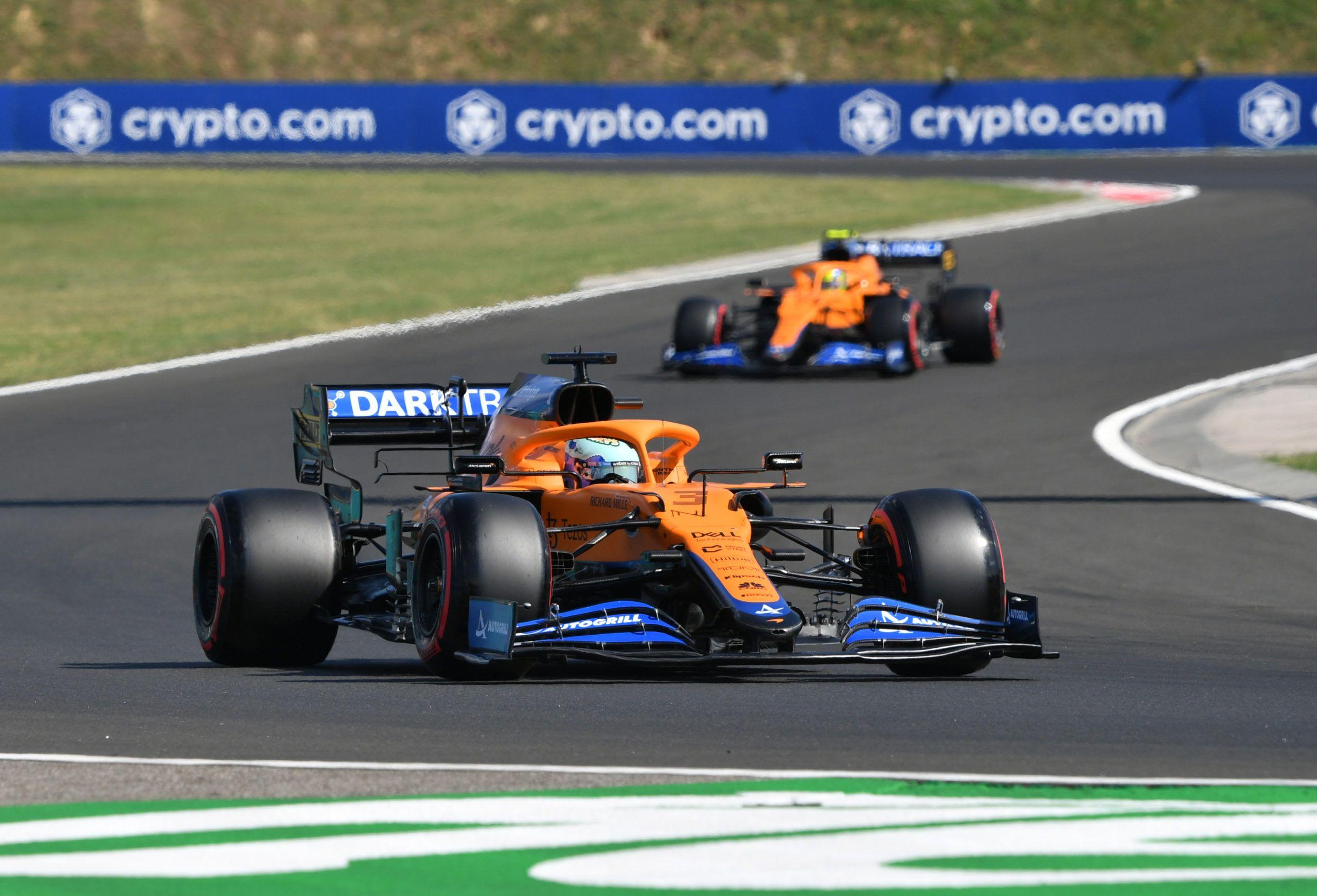 Andrea Stella, McLaren, F1