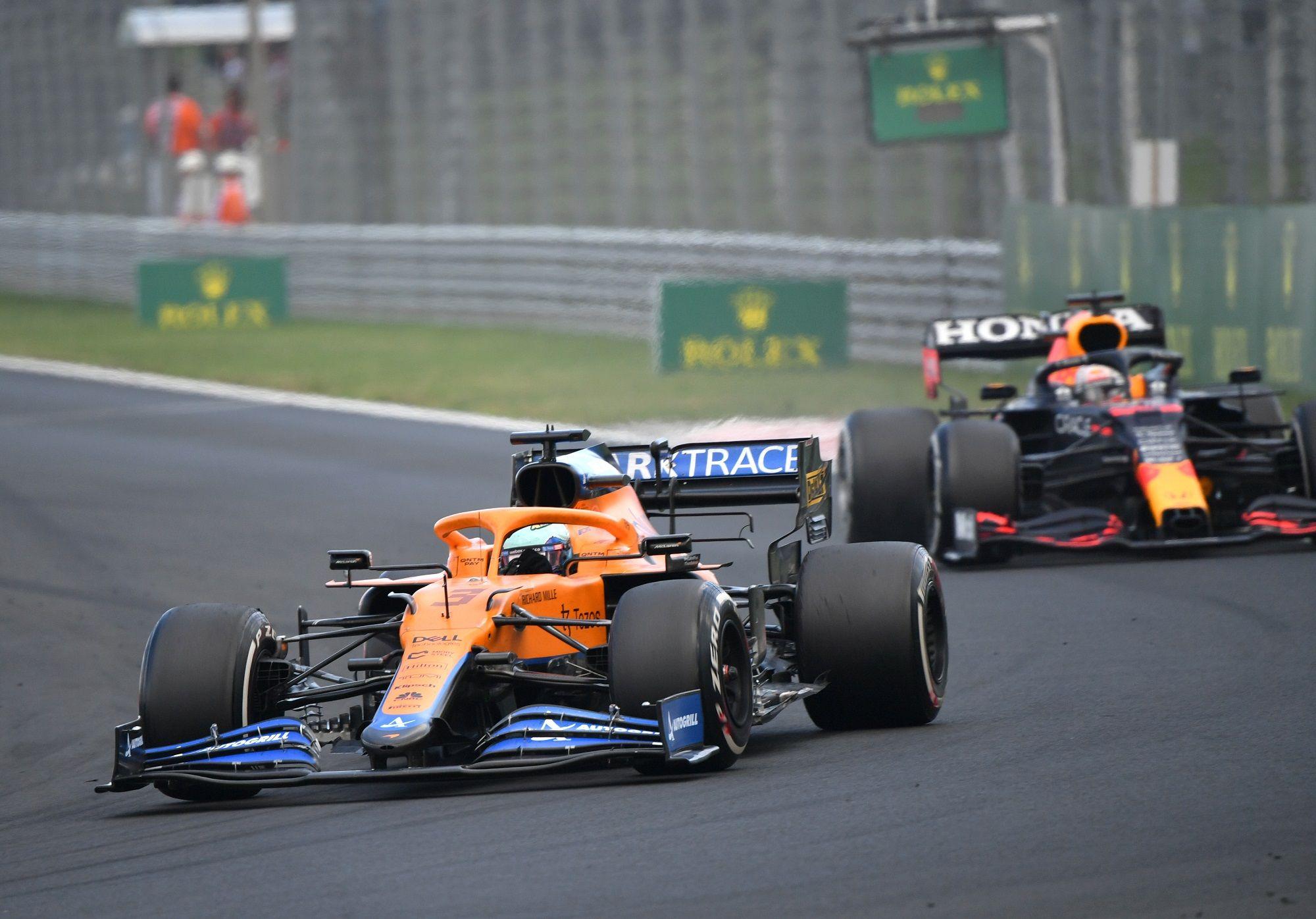 Andrea Stella, McLaren, Daniel Ricciardo, F1