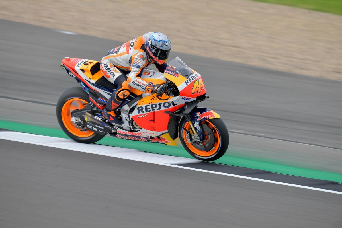 MotoGP, British GP