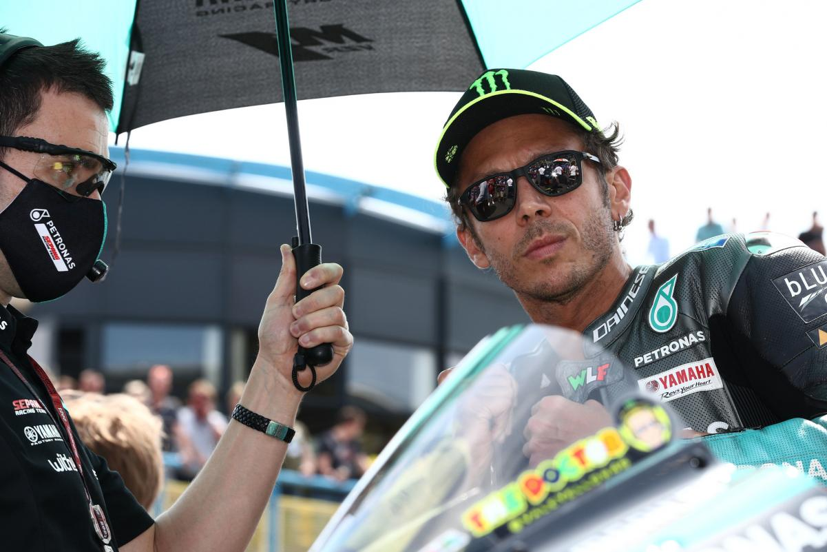 Valentino Rossi, MotoGP