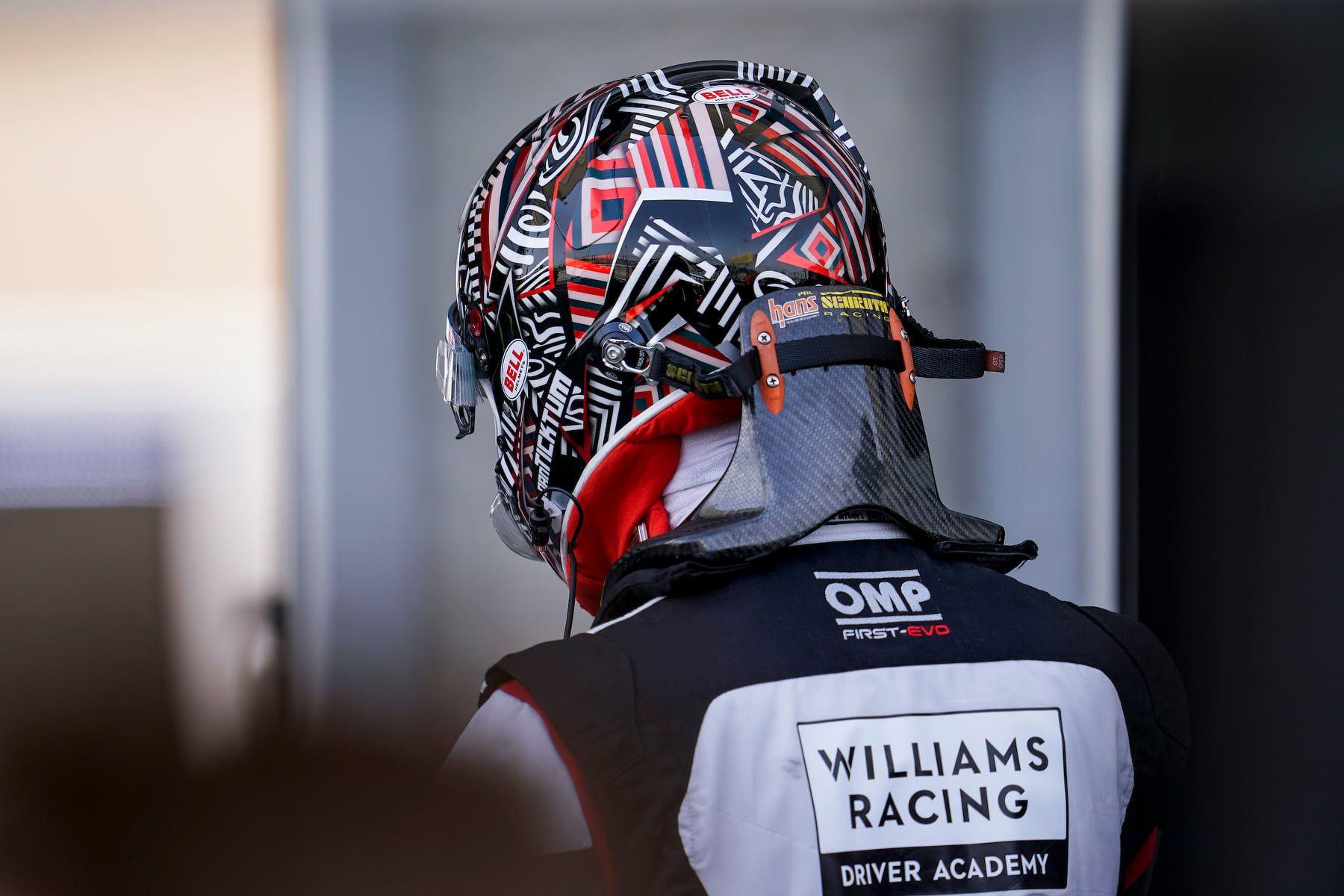 Williams, F1, F2, Daniel Ticktum