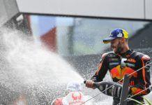 Brad Binder gana el GP de Austria