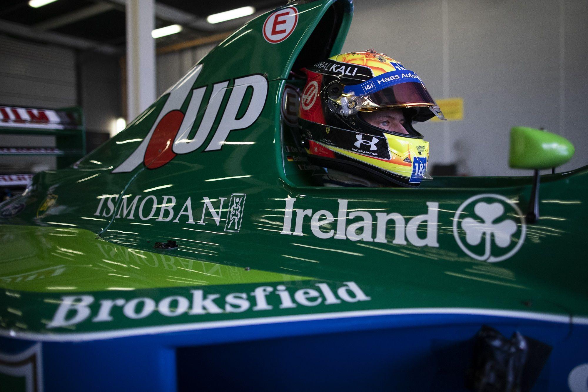 Mick Schumacher, F1, Netflix