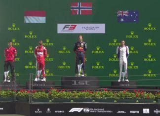 F3, Hungaroring