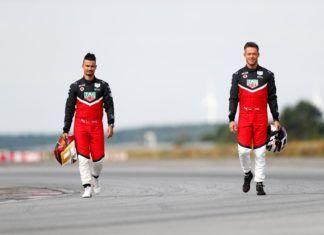 Porsche, Pascal Wehrlein, Andre Lotterer