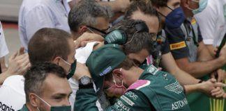 FIA, Aston Martin, Sebastian Vettel