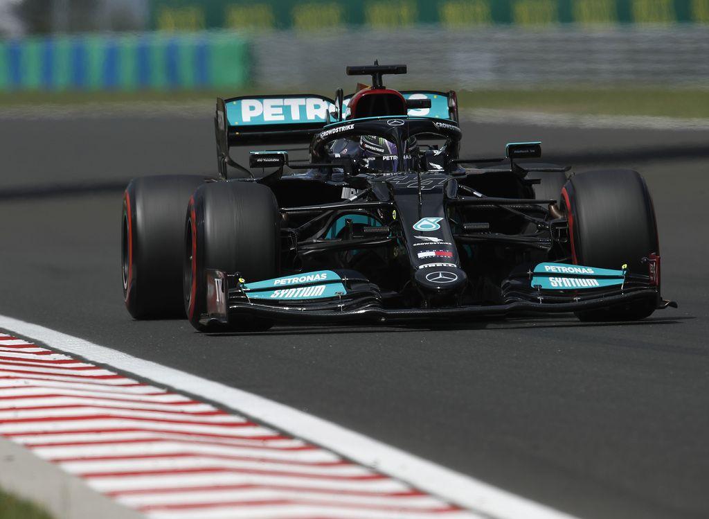Valtteri Bottas, Mercedes, F1