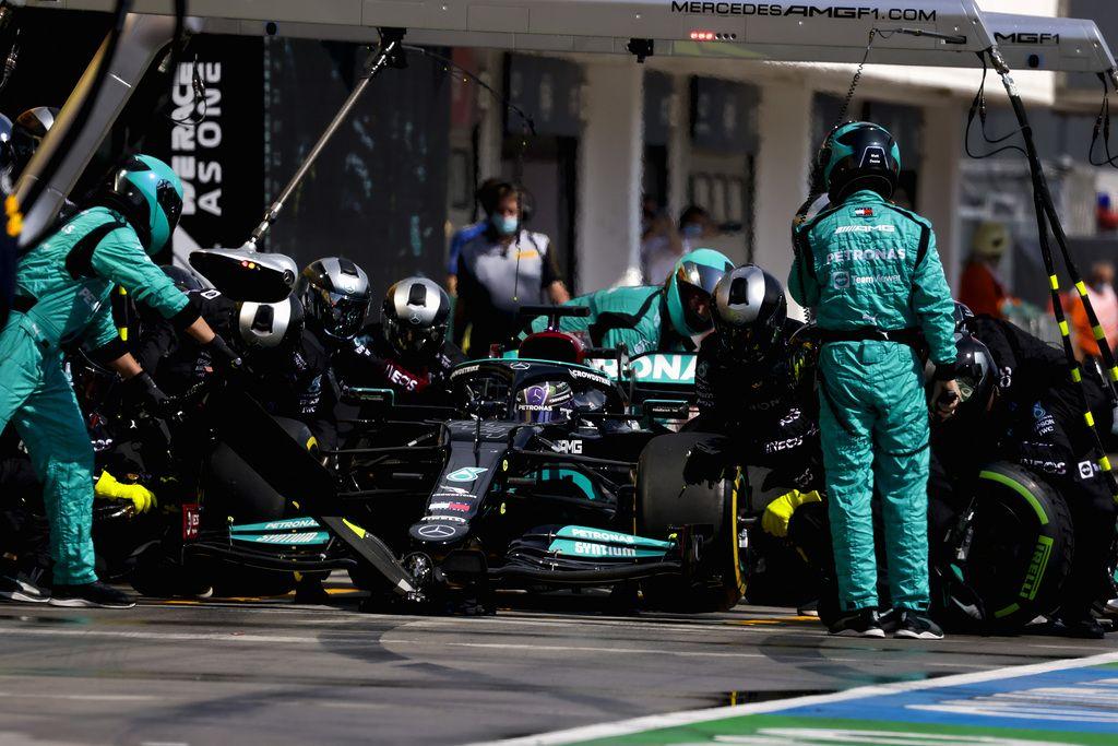 Mercedes, Lewis Hamilton, F1