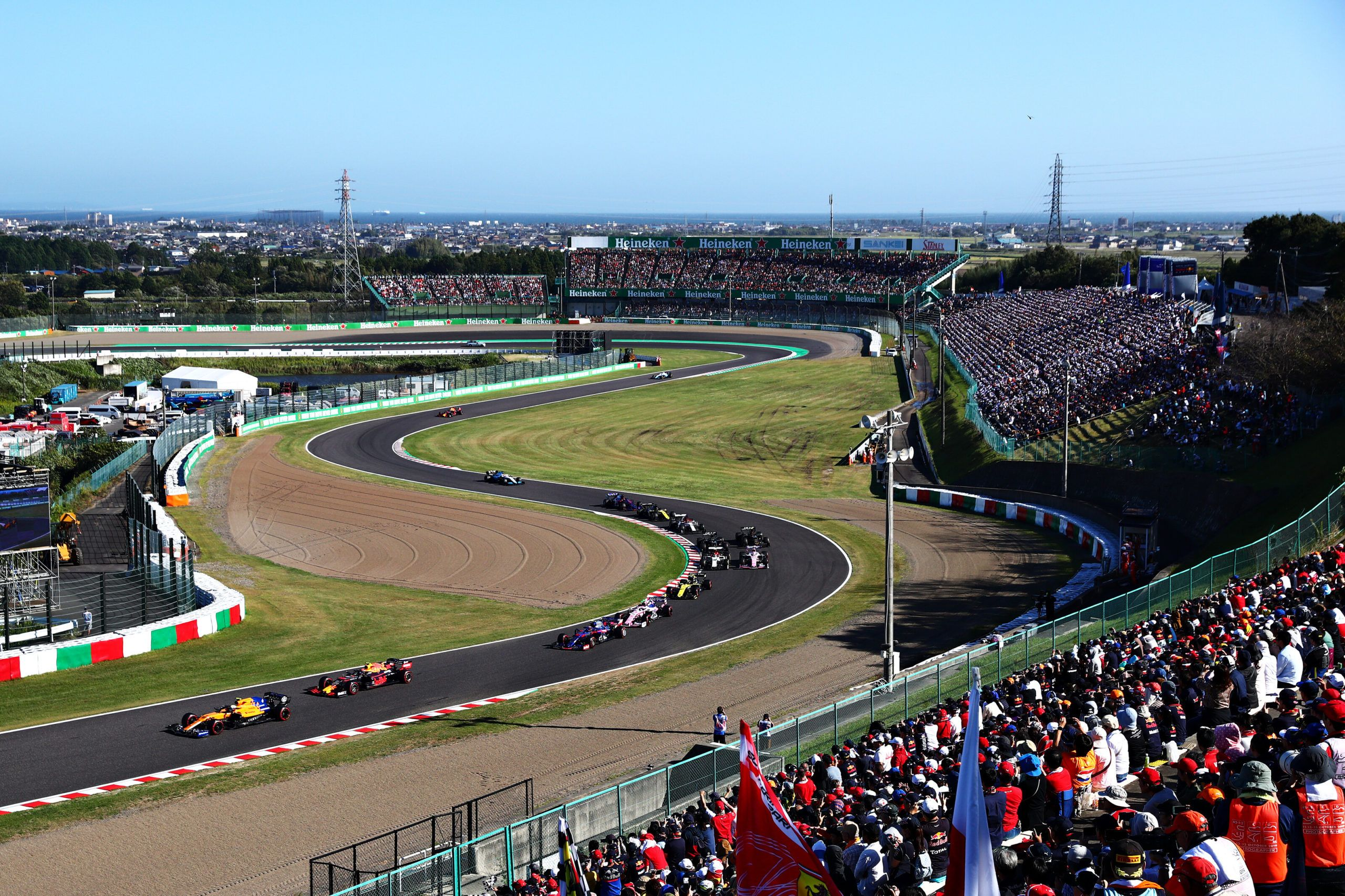 Japanese GP, F1