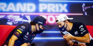 Sergio Perez, Pierre Gasly, F1