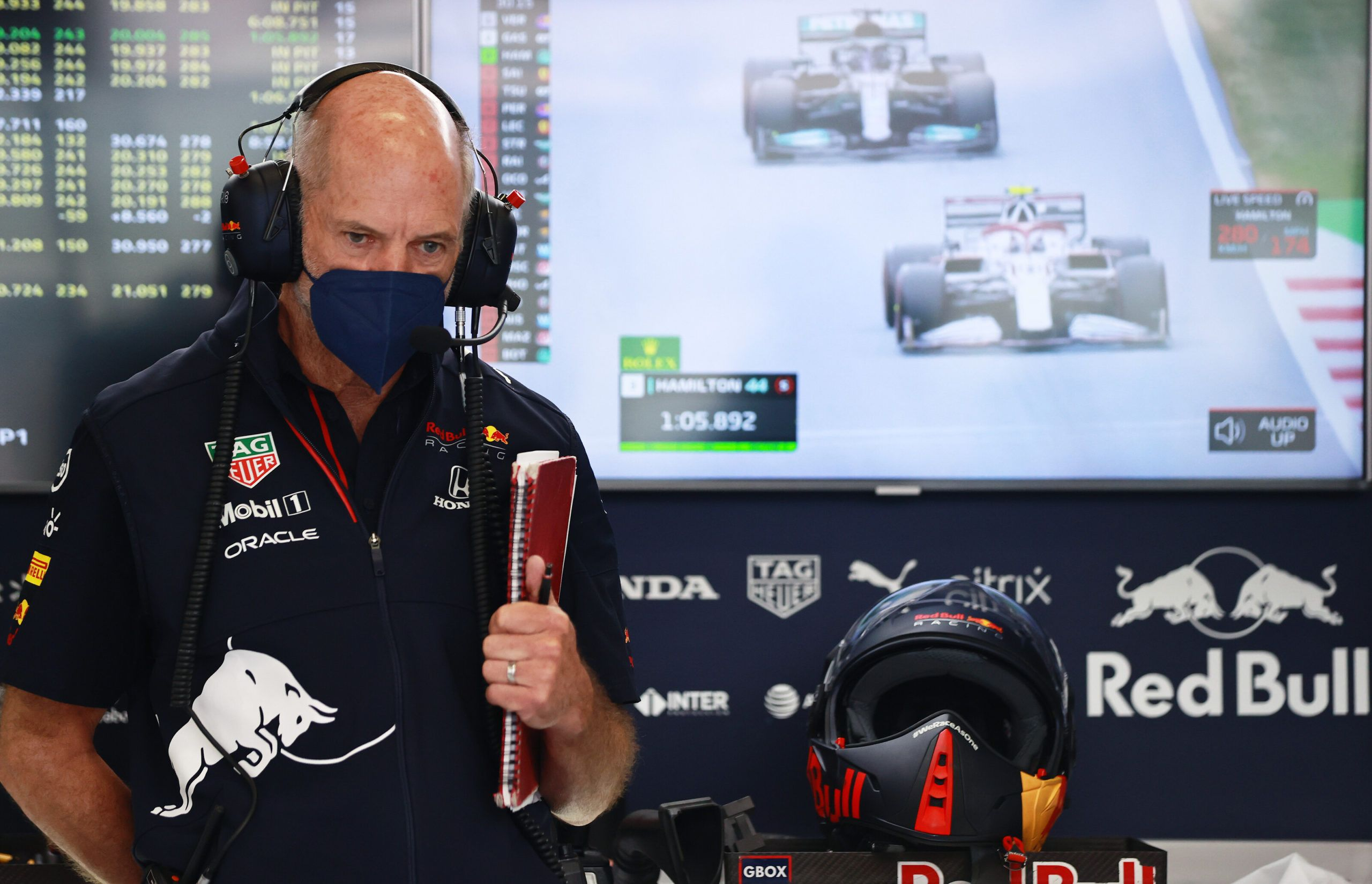 Adrian Newey, F1, Red Bull