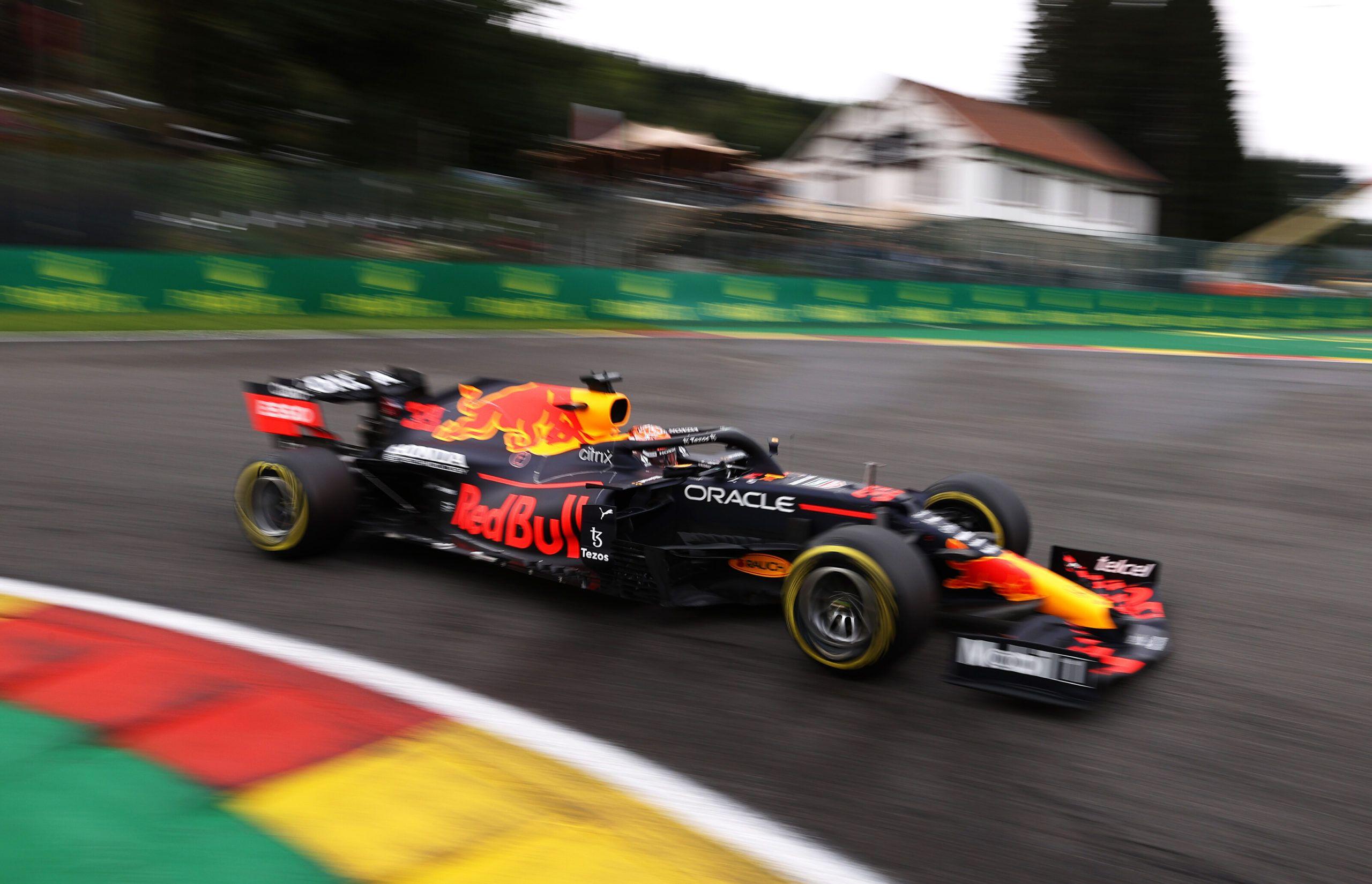 Max Verstappen, F1, Belgian GP